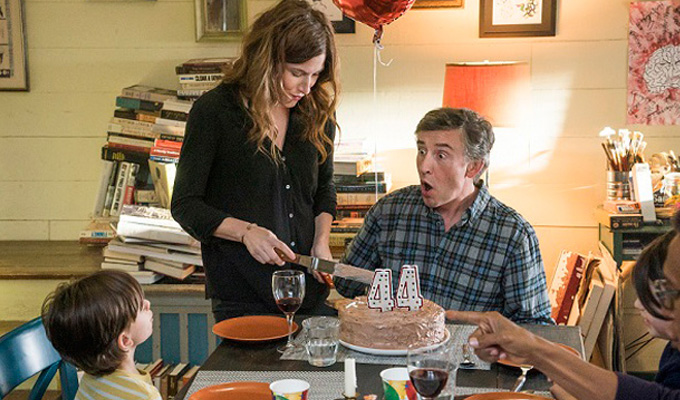 It's Showtime for Steve Coogan | US broadcaster picks up his new show, Happyish