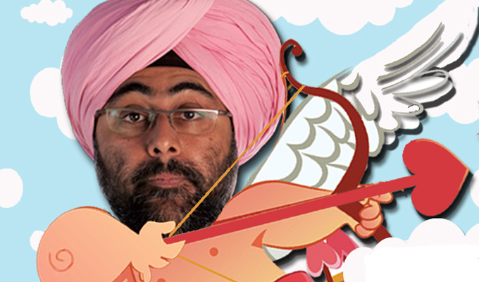 I do tend to get a little Partridge sometimes... | Hardeep Singh Kohli chooses his Perfect Playlist