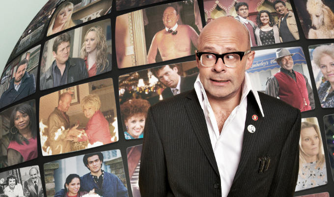 When is Harry Hill's new show on TV? | Same date as new Mortimer and Whitehouse: Gone Fishing and Famalam!
