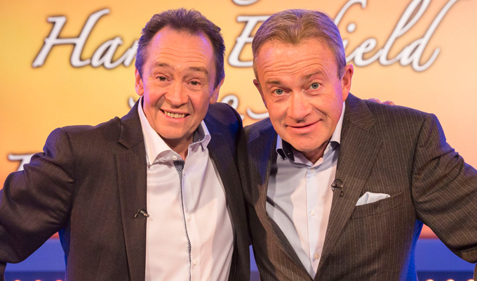 An Evening with Harry Enfield and Paul Whitehouse | TV review by Steve Bennett