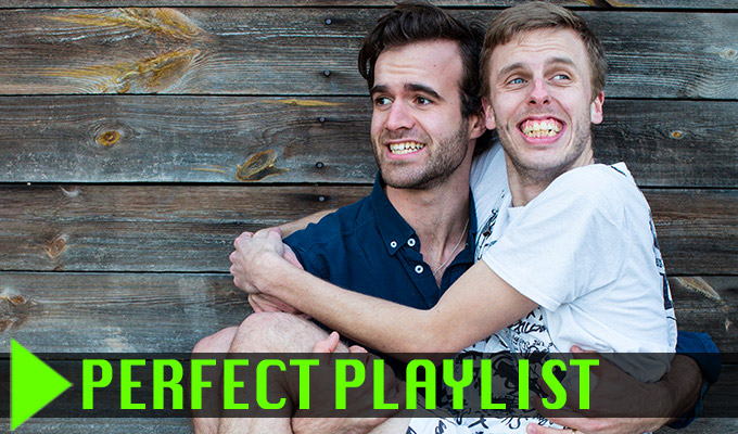 I applied to study medicine because of Scrubs... | Harry and Chris pick their Perfect Playlst