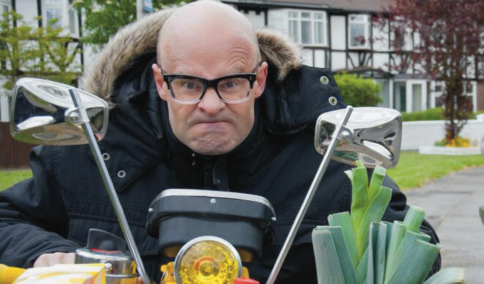 Harry Hill: The Movie | Reviewed by Steve Bennett