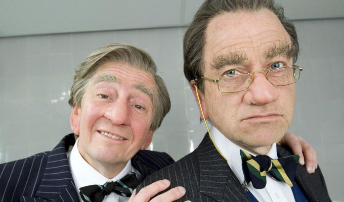 Harry & Paul to parody BBC Two | Part of 50th anniversary celebrations