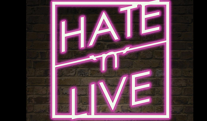 Hate N Live | Review by Steve Bennett
