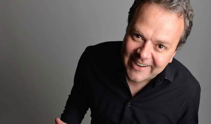 Second Radio 4 series for Hal Cruttenden | Four episodes for 2016