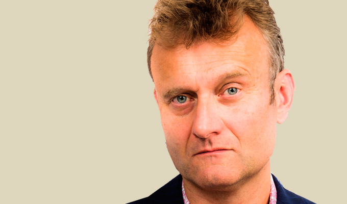 Hugh Dennis's new role – opposite Lord Leveson | From Mock The Week to legal drama