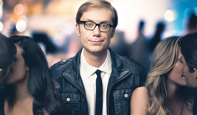 Win Hello Ladies on DVD | Complete Stephen Merchant series