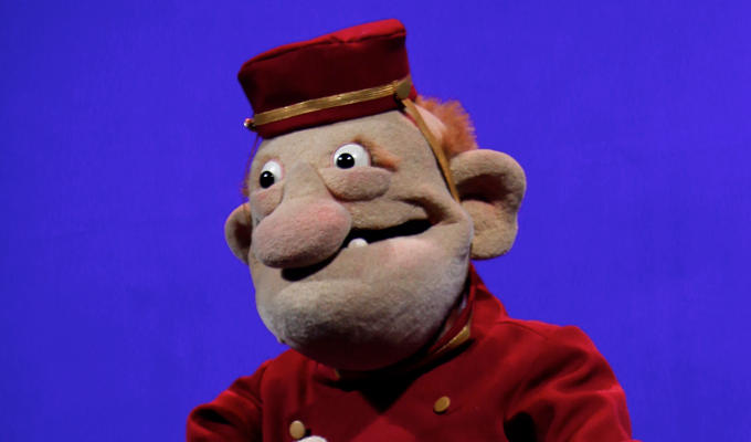 Henson Alternative's Puppet Up!