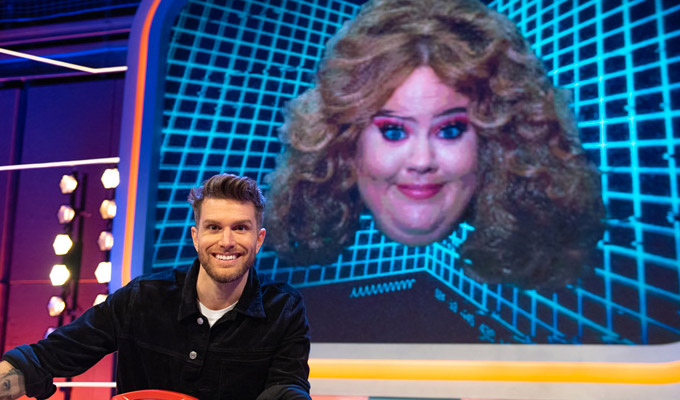 Second series for  Hey Tracey | Joel Dommett's quiz show to return
