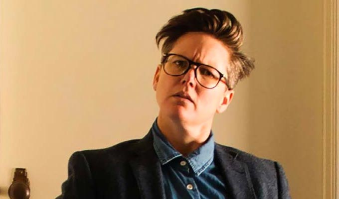 Hannah Gadsby to star in animated film | Comic joins Hitpig with Peter Dinklage