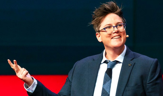 Comics up for LGBT awards : News 2020 :     Chortle : The UK Comedy Guide