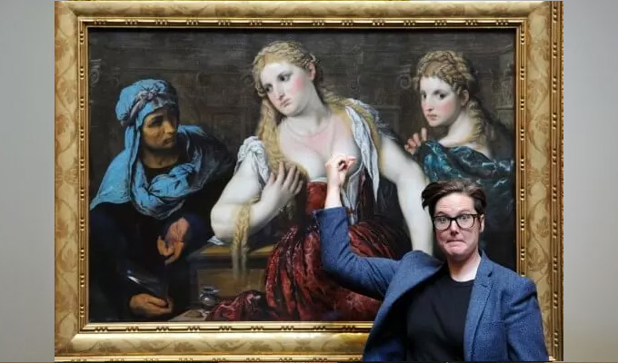 She quit comedy – but Hannah Gadsby's back at the Fringe | And her new show is billed as 'hilarious'. What gives?