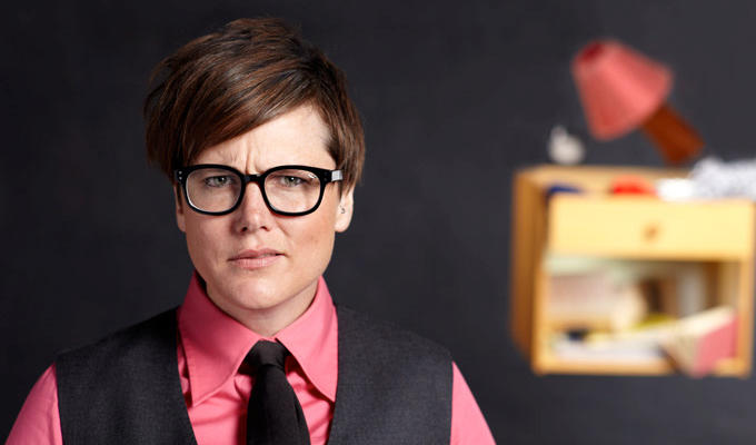 Hannah Gadsby: Happiness is a Bedside Table [Fringe 2013]
