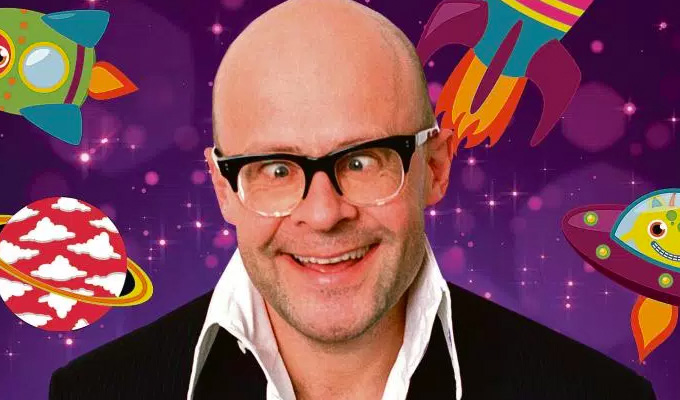 Harry Hill to make more Alien Fun Capsules | ITV orders new episodes