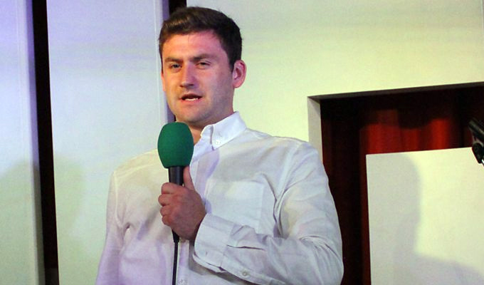 Birmingham Comedy Festival Breaking Talent Award 2016 | Gig review by Steve Bennett at the Glee, Birmingham