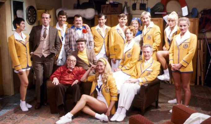 Hi-De-Hi cast to reunite | For a livestreamed interview