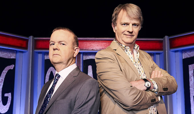 I thought the tub of lard was more likely to be PM than Boris | Ian Hislop on the return of Have I Got News For You