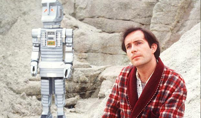 Lost Hitchhikers' Guide scenes discovered | Revealed in new Douglas Adams biography