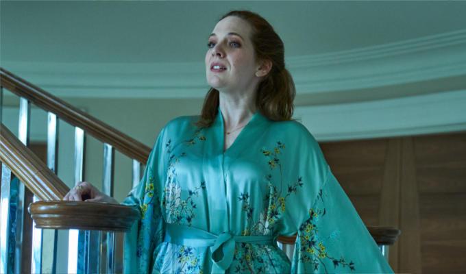 Parkinson in Hitmen in a nice kimono