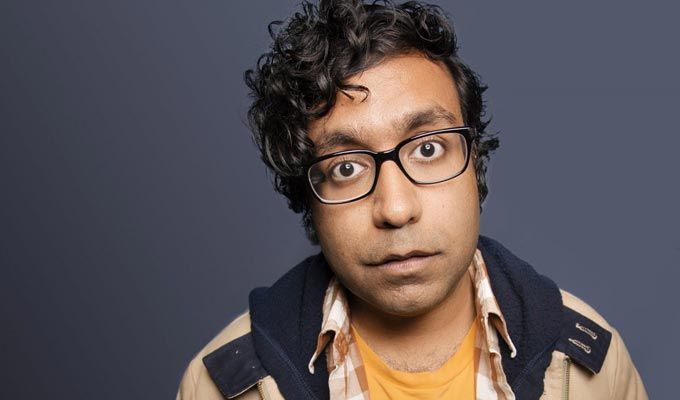 Hari Kondabolu: American Hour | Gig review by Steve Bennett at Soho Theatre, London