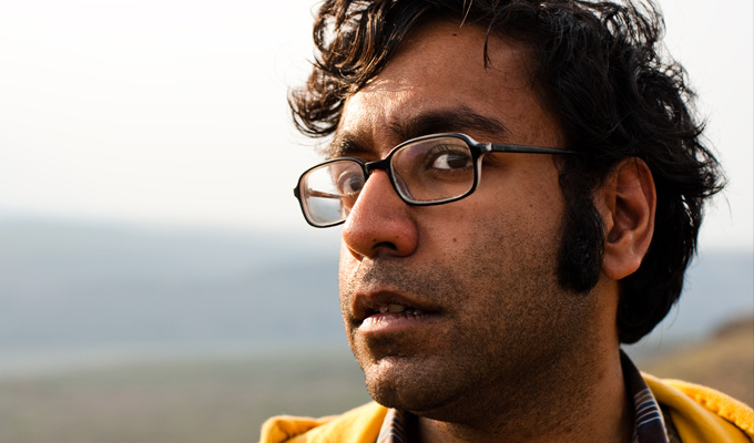Hari back | US comic Kondabolu announces London dates