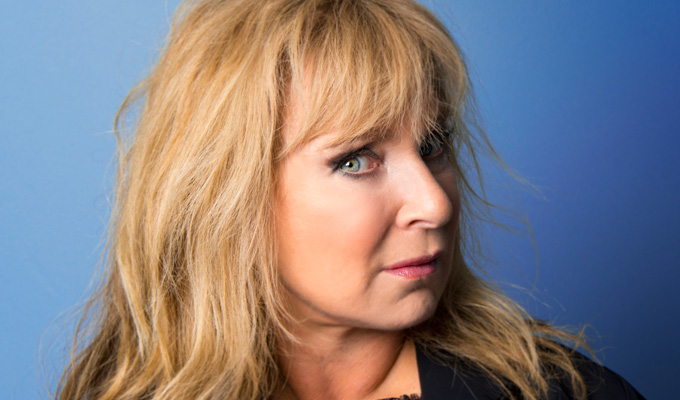 Helen Lederer: Stand-up terrifies me | Comedian needs hypnotherapy to cope