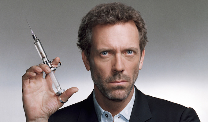 Hugh Laurie is made a CBE | ...as is Fresh Fields star Julia McKenzie