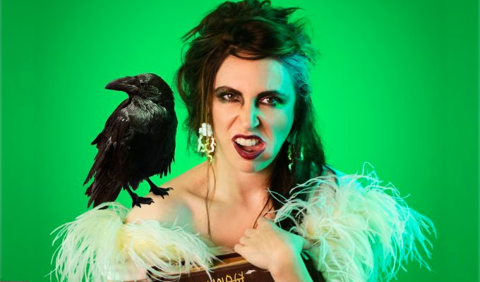 Holly Morgan: Is a Witch. Get Her! | Edinburgh Fringe review by Steve Bennett