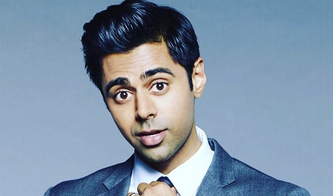 Hasan Minhaj drops UK trip | Citing 'scheduling conflicts'