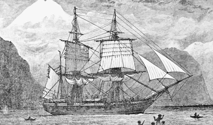 Why was the HMS Beagle so slow? | Tweets of the week