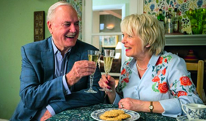 Hold The Sunset | Review of John Cleese's new comedy