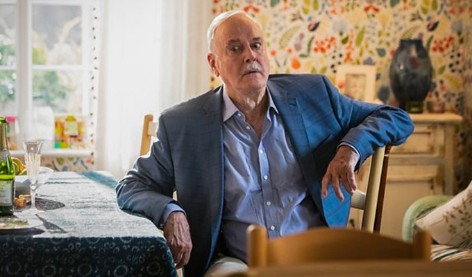 'It doesn't matter that the others are funnier than me' | John Cleese on his return to sitcom