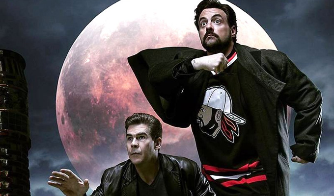 Kevin Smith to tour UK | With his Hollywood Babble-On! podcast with Ralph Garman