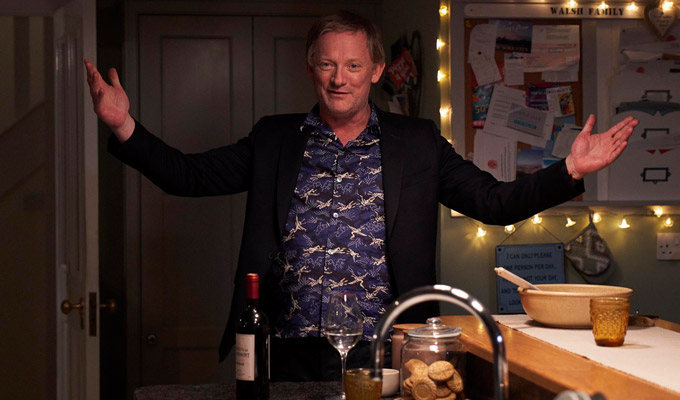 Douglas Henshall joins Home | Shetland star in C4's refugee comedy