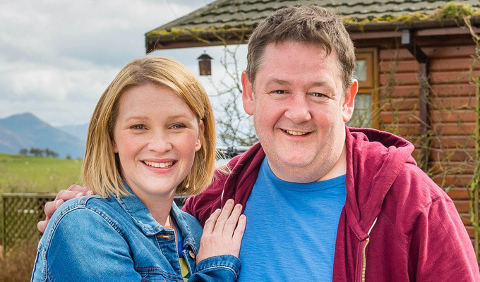 BBC orders Home From Home to series | Johnny Vegas pilot picked up for BBC One