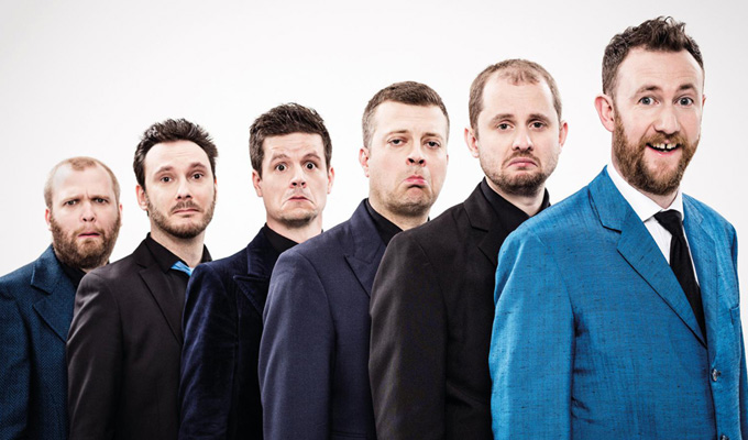 The Horne Section 2019 - That's How I Like My Tour