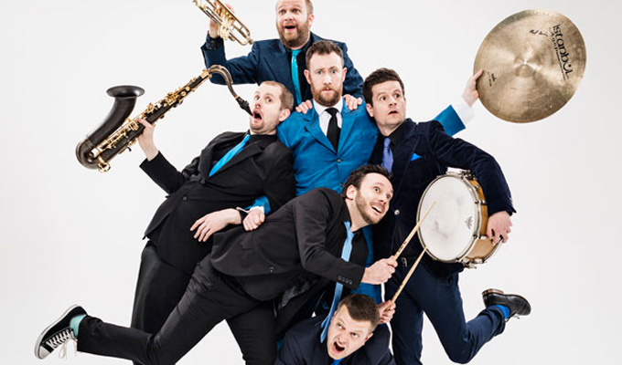The Horne Section's Questions Sessions