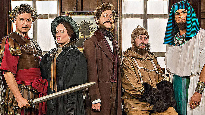International Emmy for Horrible Histories | Victory in Cannes