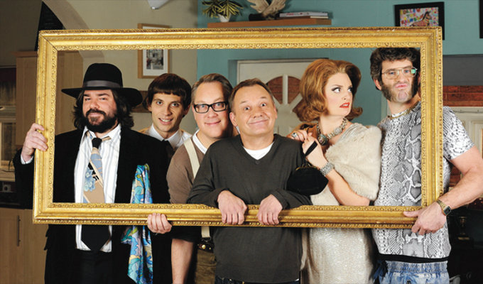 Vic & Bob to record more House Of Fools | A tight 5: September 22