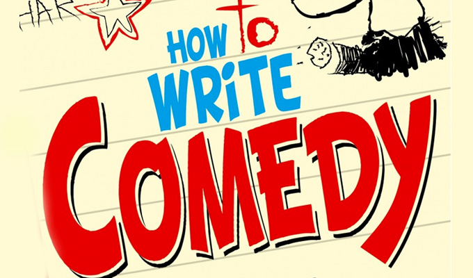 How To Write Comedy by Tony Kirwood | Book review by Steve Bennett