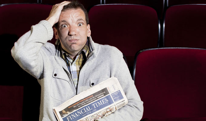 Henning Wehn to make more Immigrant's Guides | Channel 4 orders three new episodes