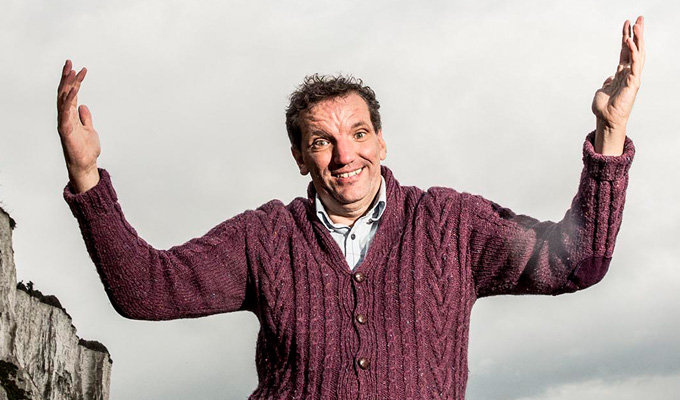 'Being German is a viable business plan' | Henning Wehn on his new TV show