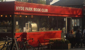 Leeds Hyde Park Book Club