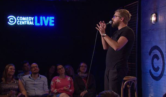 Comedy Central announces specials from 9 UK comedians | Kicking off with Iain Stirling