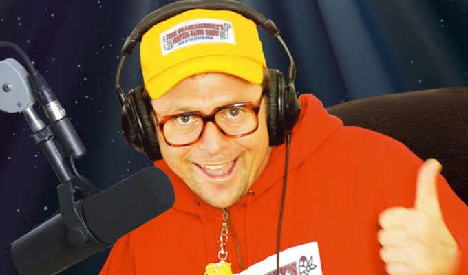Hospital DJ Ivan Brackenbury makes it to TV | ... for BBC One Comedy Playhouse