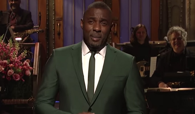 Idris Elba used to be a comedy club bouncer | ...and he sold weed at the time