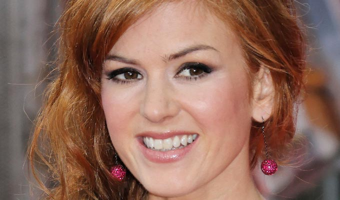 Isla Fisher joins Greed | Alongside Steve Coogan and David Mitchell