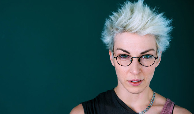Iszi Lawrence will be making Making History | Comedian joins Radio 4 show as a presenter