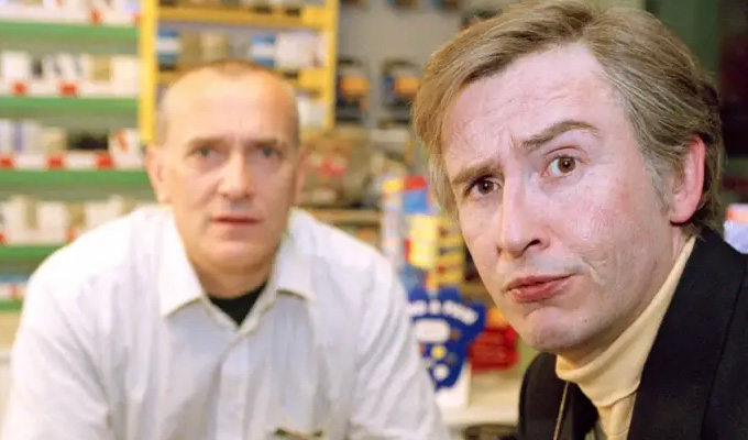 Could Alan Partridge's Geordie pal Michael be making a comeback? | Steve Coogan drops a hint