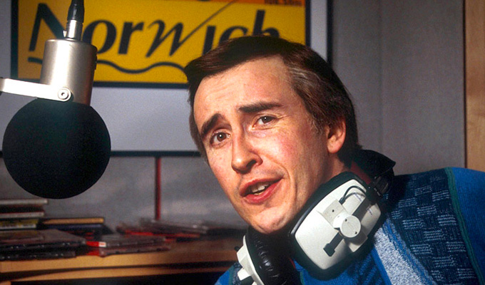 Alan Partridge makes an A-grade blunder | ...and it's taken 16 years to come out